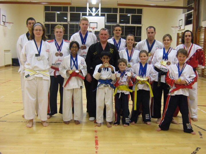 south east medal haul